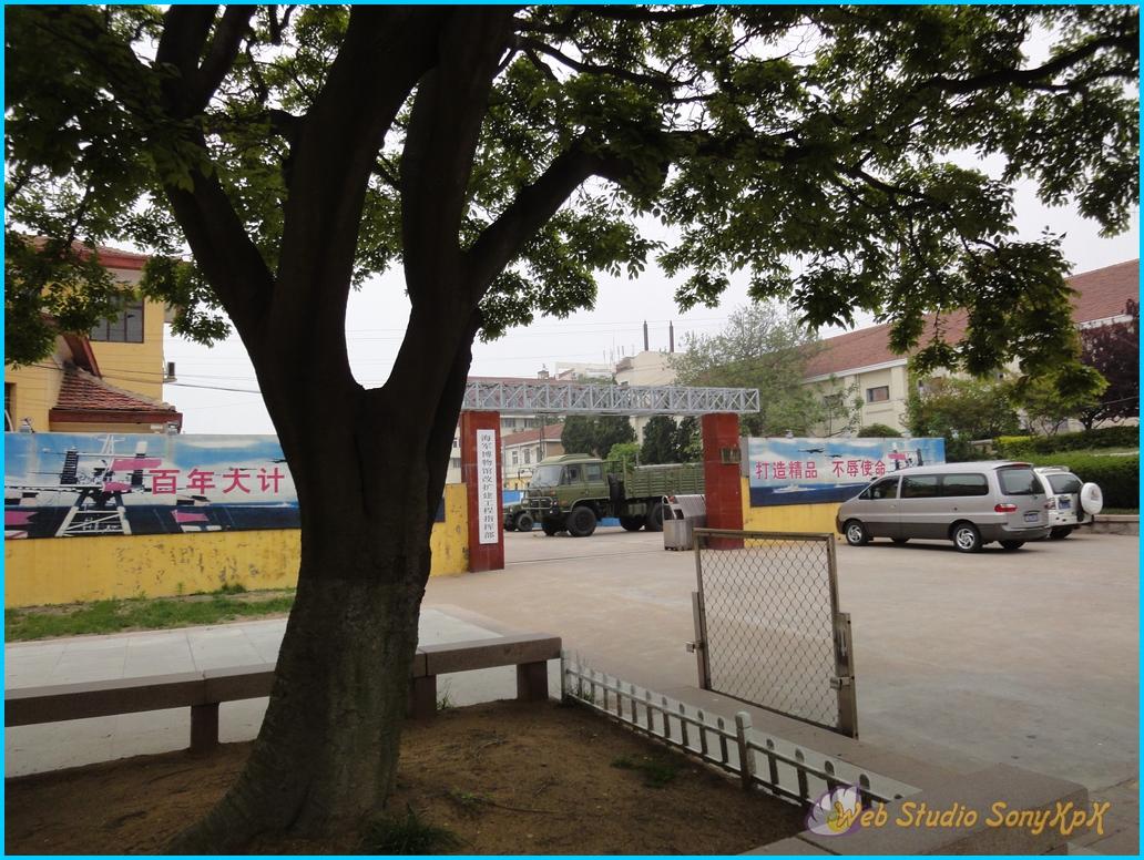 музей, военно-морской музей, китай, циндао