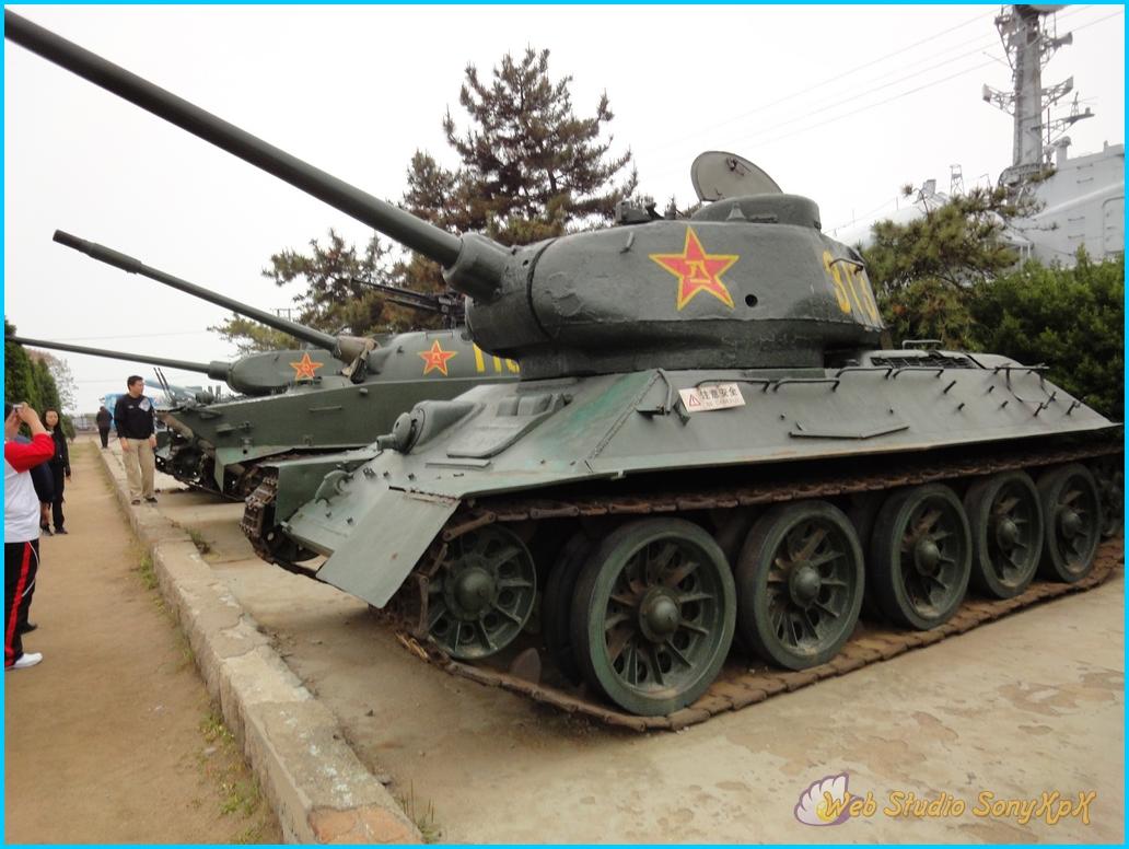 музей, военно-морской музей, китай, циндао, армия, пушки, зенитки, корабли