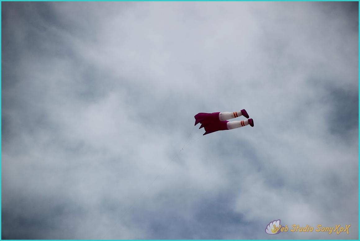 воздушные змеи, небо, облака, аттракцион, забавы