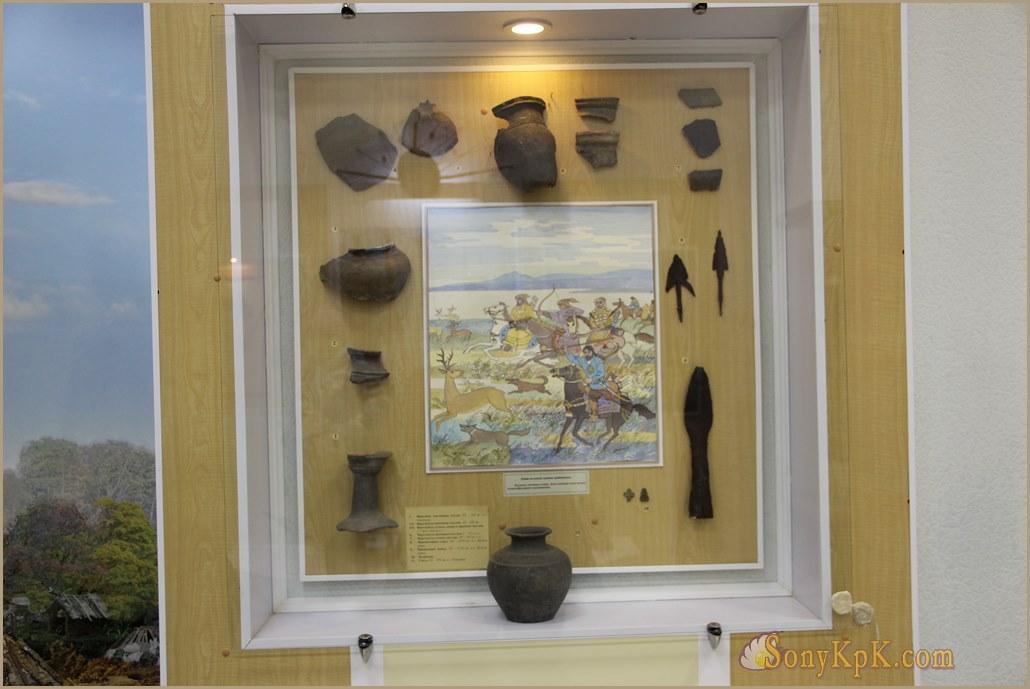 про краеведческий музей, залы краеведческого музея