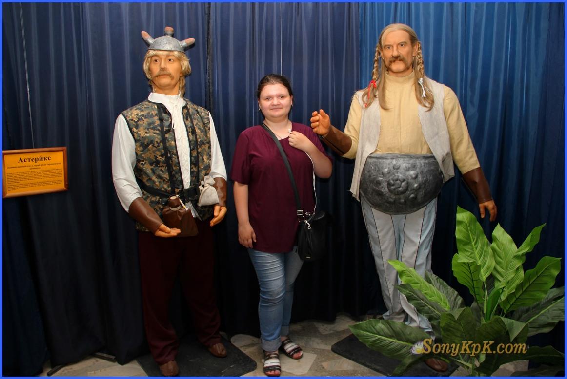 дом восковых фигур бесплатно, фото восковых фигур, смотреть бесплатно восковые фигуры, музей восковых фигур 1988