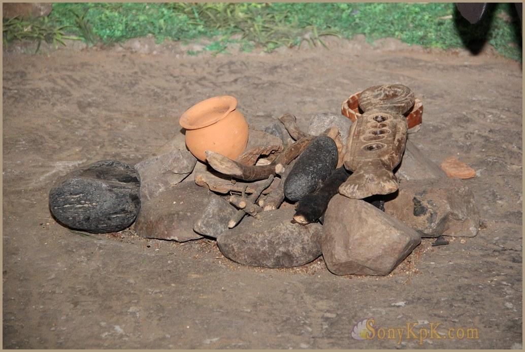 сколько жил древний человек